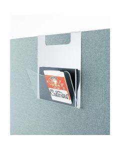 Golv-bordskärm Postfack 30mm skärm