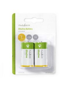 Batteri NEDIS C LR14 2/FP