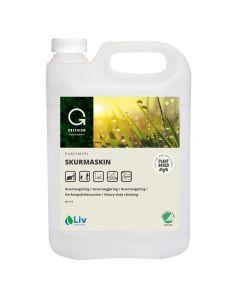Grovrengöring LIV Greenium skurmaskin 5l