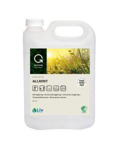 Allrengöring LIV Greenium allrent 5l