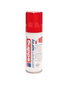 Spray permanent EDDING 200ml röd