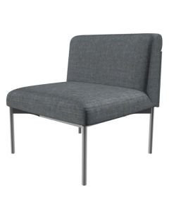Stol Sona SO/101/N/3 grå