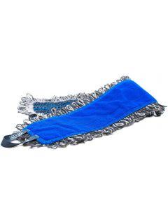Mopp PLS Larry Color 40cm Blå