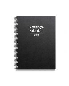 Noteringskalendern konstläder - 1230
