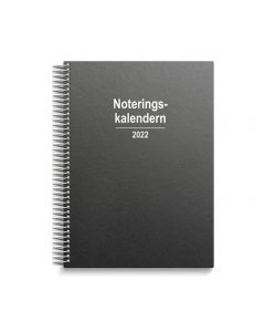 Noteringskalendern refill - 1231