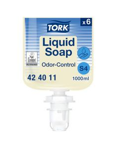 Tvål TORK S4 Odor-Control 1l