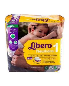 Blöja LIBERO New Born1 2-5kg 24/FP