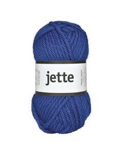Ullgarn Jette 50g blå,