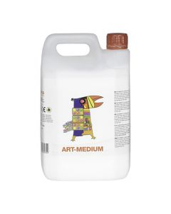 Art-Medium limlack  2,5 liter