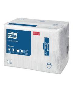 Lunchservett TORK Vit 500/FP