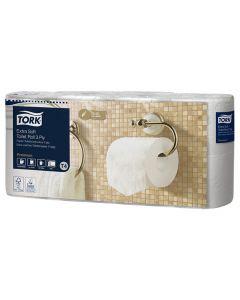 Toalettpapper TORK T4 Pre 3-lag 8/FP
