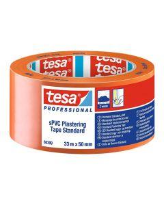 Byggtejp TESA Standard PVC 50mmx33m