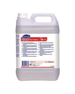 Handdesinfektion Soft Care Des E Spray 5 liter