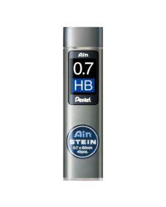 Reservstift PENTEL HB 0,7mm 40/FP