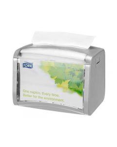 Dispenser TORK N4 XPRESSNAP S grå