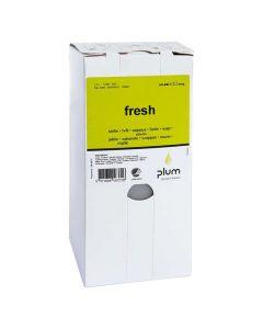 Tvål PLUM Fresh BIB 1,4l