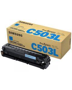 Toner SAMSUNG CLT-C503L/ELS Cyan
