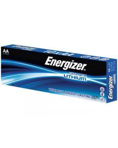 Batteri ENERGIZER Ultimate AA 10/FP