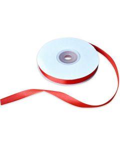 Satinband 10mmx30m röd