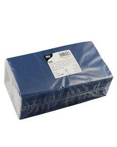 Servett 3-lags 24x24cm mörkblå 250/FP