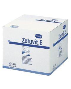 Absorbtionsförb. ZETUVIT E 10x20cm 50/FP