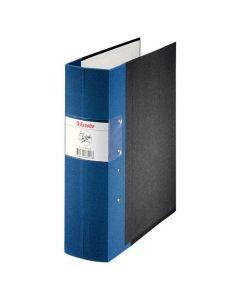 Gaffelpärm JOPA special A4 80mm blå