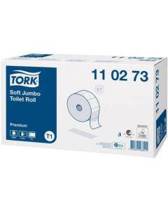 Toalettpapper TORK Pre T1 2-lag 360m