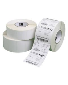 Etikett ZEBRA 38x25mm 2580/FP