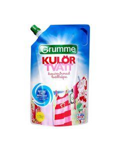 Tvättmedel GRUMME Tvättsåpa kulör 0,8 liter