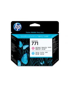 Skrivhuvud HP CE019A 771 Magenta/L-cyan
