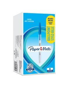Kulpenna PAPERMATE 1,0mm blå 50/FP