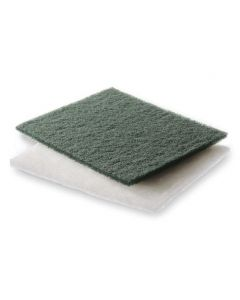 Skurnylon Grön 15x22cm