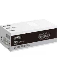 Toner EPSON C13S050710 Svart