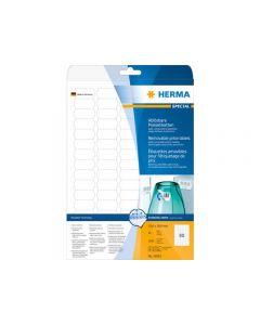 Etikett HERMA Movable 35,6x16,9mm 2000/FP