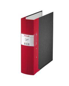 Gaffelpärm JOPA special A4 80mm röd