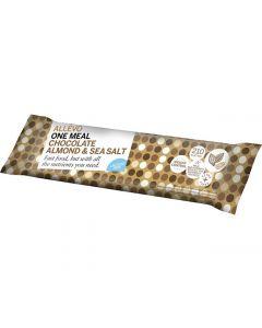 Bar Allevo Chocolate Almond & Seasalt 57g