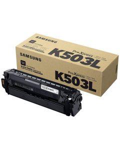Toner SAMSUNG CLT-K503L/ELS Svart