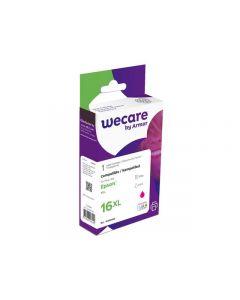 Bläckpatron WECARE EPSON 16XL Magenta