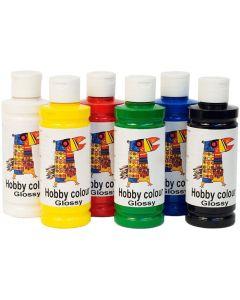 Hobbylack / Outdoor 250ml x 6fp
