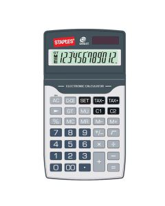 Miniräknare STAPLES Travel