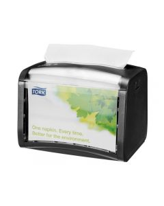 Dispenser TORK N4 XPRESSNAP S svart