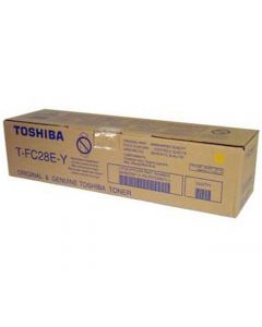 Toner TOSHIBA T-FC28Y gul