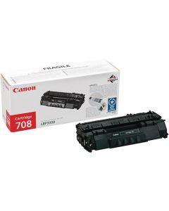 Toner CANON 0266B002 CRG708 svart