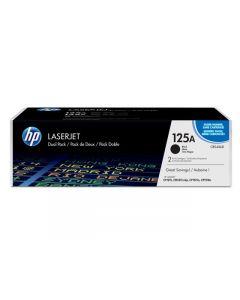 Toner HP CB540AD 125A Svart 2/FP