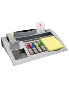 Bordställ POST-IT Organizer C50 silver