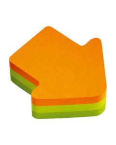 Notes POST-IT pil 3 färger