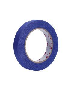 Tejp textil matt 50mx19mm blå