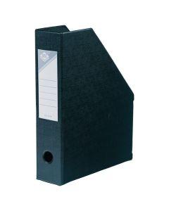 Tidskriftssamlare ESSELTE A4 70mm svart