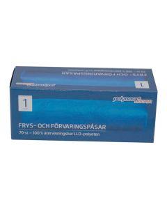 Fryspåse LLD 22 my 1 liter 70/FP