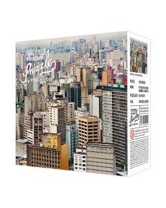Pussel Sao Paulo by Jens Assur